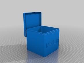 My Customized hinged box