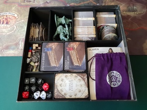 Folklore 1st Edition Box Insert