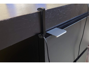 Malm Desk Cable Hook