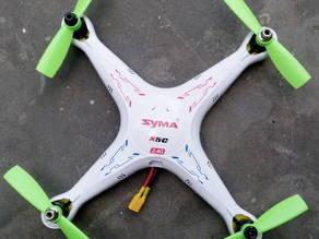 Syma X5C brushless conversion kit
