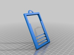RFID Badge Caddy