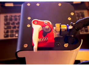 Infitary Extruder Mod by C/D