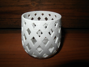 Parametric Tealight/Container