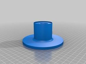 Filament Storage Dowel End Cap v2
