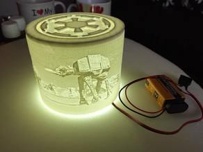 starwars lamp