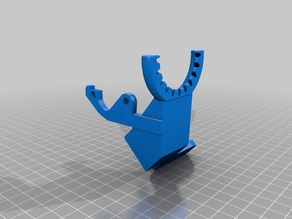 titan aero blower fan duct (heatsink attach)