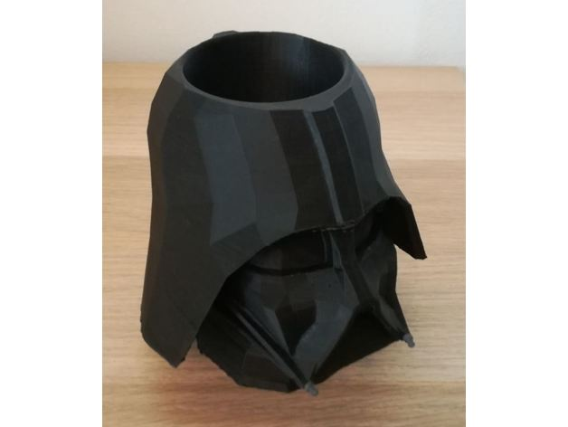 Darth Vader By Jardad Thingiverse