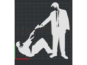 Reservoir Dogs V2 2D Wall Art