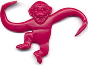 Barrel Monkey Cookie Cutter