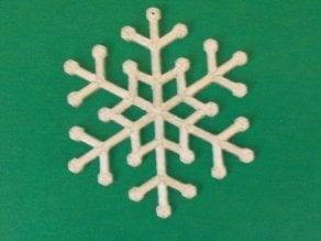 Snow Flake 002