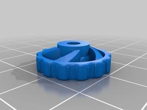 Toranado Bed Leveling M3 Nut Lock Knob