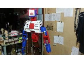 humanoid robot GAESIM for test