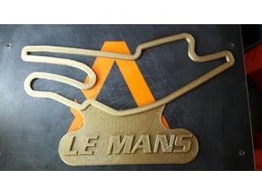 Circuit Bugatti LeMans