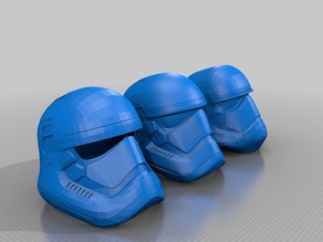 Star Wars Episode 7 Printable Helmet