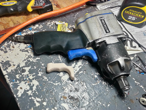 Michelin impact wrench trigger replacement