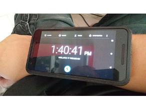 Nexus 5X Wrist holder v.2