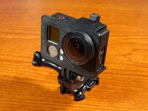 GoPro Hero 3/4 Lite Frame