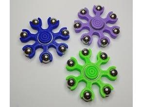 7 Ball Fidget Spinner (smaller for smaller hands)