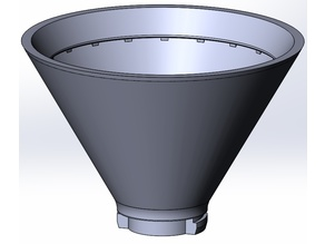 Oil funnel for BMW vehicles Engines