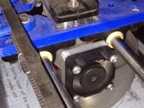 E3D v5 30mm Fan Duct