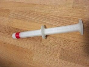 Flashforge Adventurer simple spool holder