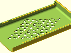 Replacement Hull for TI-30X(a) (SOLAR)