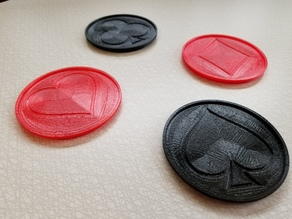 Customizable Stackable Coasters