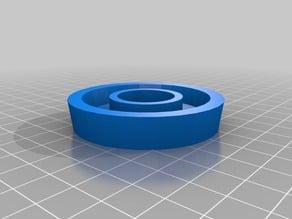 My Customized Spool Bearing Plug