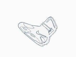 Nike Air Mag Keychain By Suprint