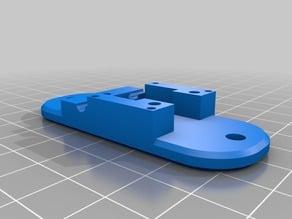 CR-10s filament sensor frame mount