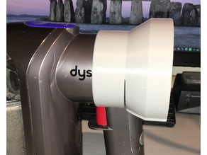 Dyson DC44 Exhaust Deflector Duct