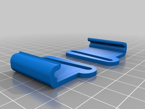 Pimax Replacement Hinges thin and thick variants