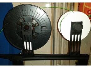 Ender 3 stock spool holder arm clone