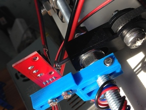 Endstop Y axis for Prusa i3 REWORK