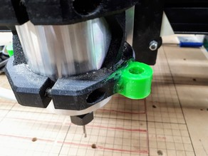 Vacuum Tube Mounts for Makita Spindle Mount