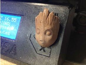 Prusa i3 - Selector Knob - Super Hero - Baby Groot
