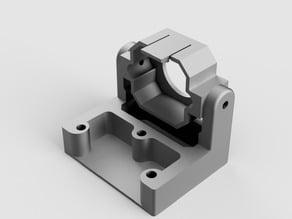 Fatshark 600TVL pivot mount for RCExplorer V3 (Nose spacer)