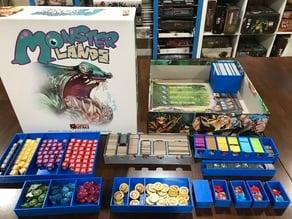 Monster Lands Organizer
