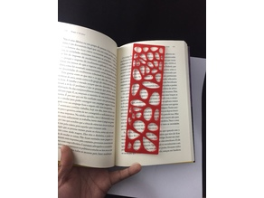 Voronoi Bookmark