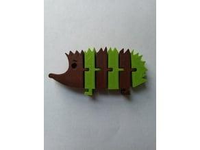 Flexi Hedgehog Remix