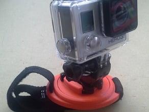 GoPro Bracer Mount 360º - Soporte muñequera