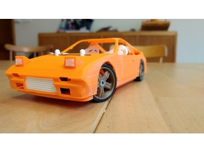 3DRC 1/24 AWD Drift car