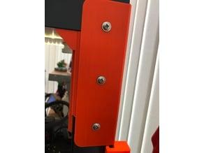 Ikea lack enclosure extension corner brackets for MMU 2.0