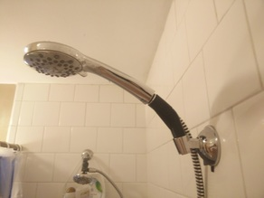 Shower Head 35° Angle