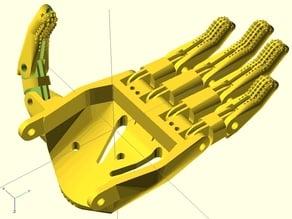 Parametric Cyborg Beast v7.2 (Printable Prosthetic)