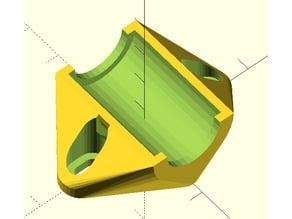 parametric bearing mount