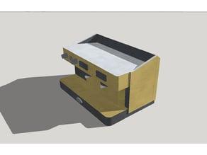 Coffee Machine / Kahve Makinesi-diorama
