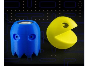 Pacman and Ghost Speaker