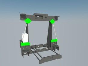 Frame Stabilizer Anet A8 (xTHOR)