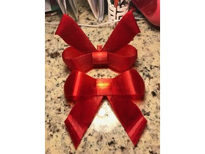 Decorative Holiday Bow